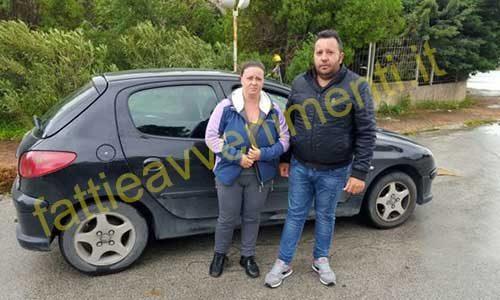 Succede ad Agrigento: Costretti a vivere in auto, ancora storie di povertà e degrado