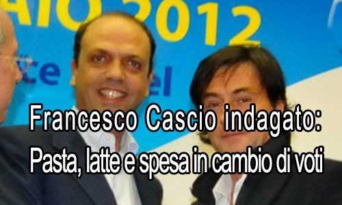 Indagato Francesco Cascio ex presidente dell'Ars per scambio di voti