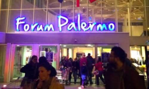 Anziano sorpreso a rubare a Forum Palermo: i carabinieri pagano per lui