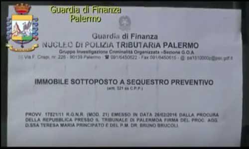 """Sequestrata Villa con piscina  a """"nullatenente""""  trafficante di droga"""
