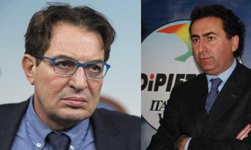 Ignazio Messina: Esposto alla Corte dei Conti contro Crocetta
