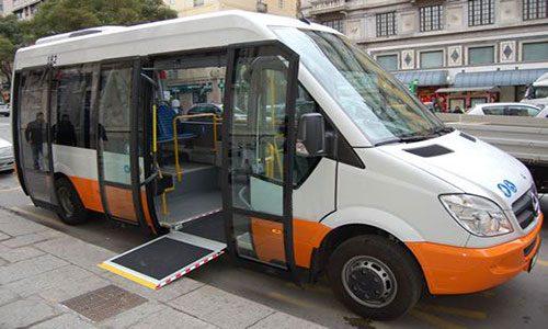 Attivato il Bus navetta gratuito di collegamento centro storico-porto dalle 7,30 alle 14,30