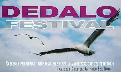 IX edizione del Dedalo Festival a Caltabellotta