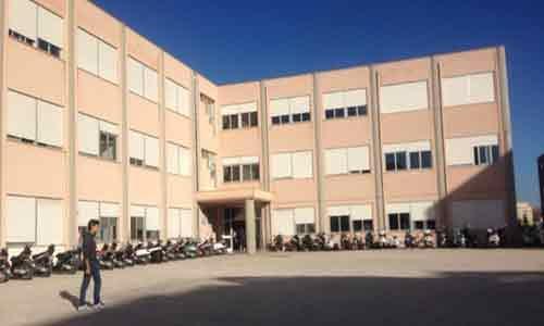 """Consegnati i lavori per il completamento della palestra del Liceo """"Fermi"""" di Sciacca"""