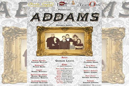 """Stasera in scena TeatrOltre con """"ADDAMS"""" alla Badia Grande"""