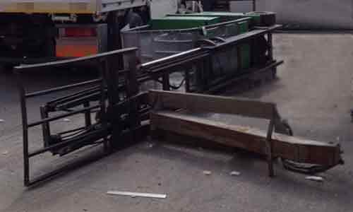 """Incidente mortale sul lavoro: un giovane muore schiacciato dal """"muletto"""" su cui lavorava"""