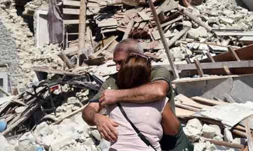 Terremoto in centro Italia. Anche Sciacca nella rete della solidarietà: da lunedì un centro raccolta beni di prima necessità