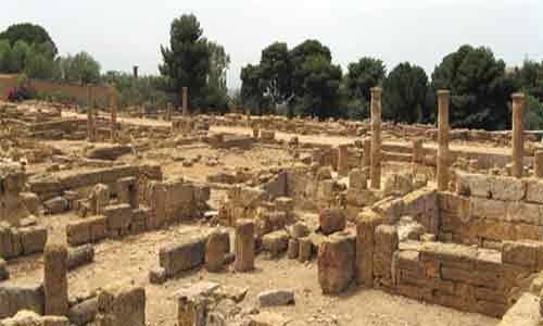 """Scoperte nella Valle dei Templi dagli archeologici, le terme di """"Agrigentum"""""""