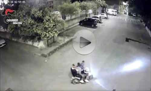 Siracusa: tre ragazzini sparano e ammazzano un panettiere. Ripresi da un Video
