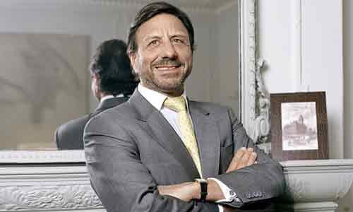 Cittadinanza onoraria a sir Rocco Forte: Oggi la cerimonia