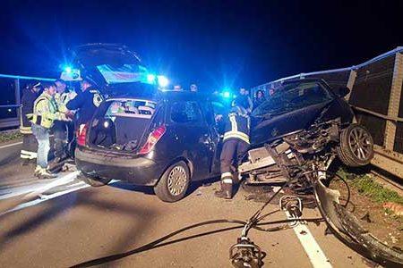 Terribile incidente sulla statale 113: morta una giovane di 28 anni e cinque feriti gravissimi