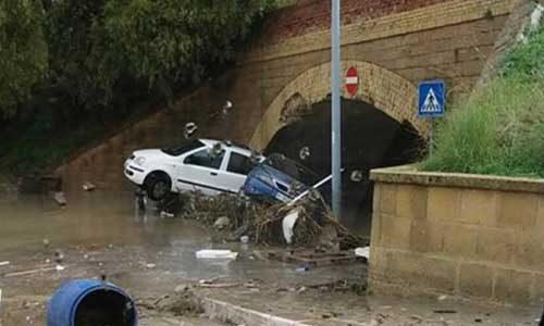 Oltre 3 milioni di euro richiesti per lo Stato di Calamità per i danni alle strade provinciali