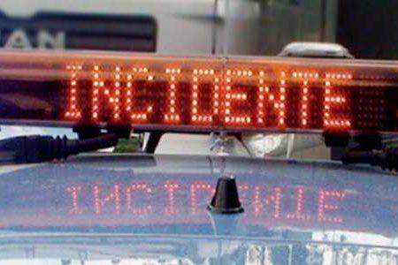 Violento scontro  tra due auto all'ingresso della A19: morto ottantenne e due persone rimaste ferite