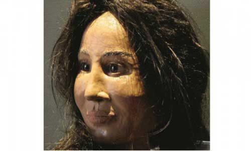 Favara: in esposizione la ricostruzione del volto di una donna di 6 mila anni fa
