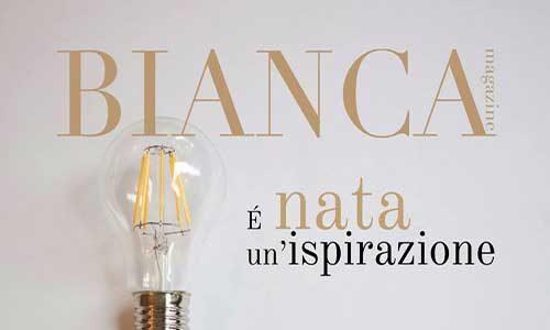 È nata Bianca Magazine