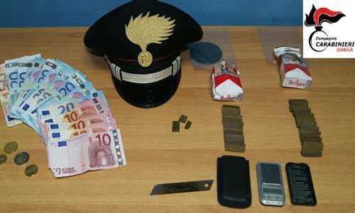 Ribera: I Carabinieri arrestano 10 extracomunitari