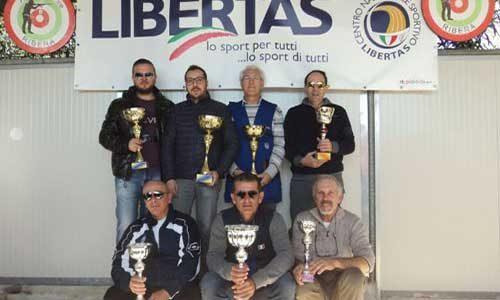 Campionato provinciale CS 10. Alla dodicesima gara trionfa Luppina