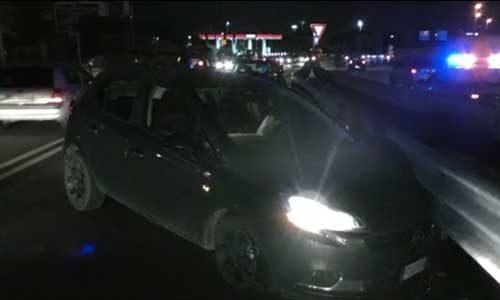 Carambola fra 3 auto sulla Palermo-Sciacca: due i feriti