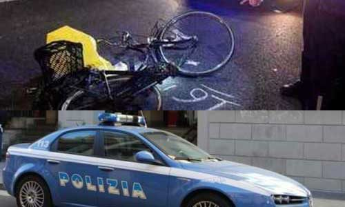 """""""Beccato"""" il presunto pirata della strada, che ha ucciso il ragazzo in bici a Marsala"""