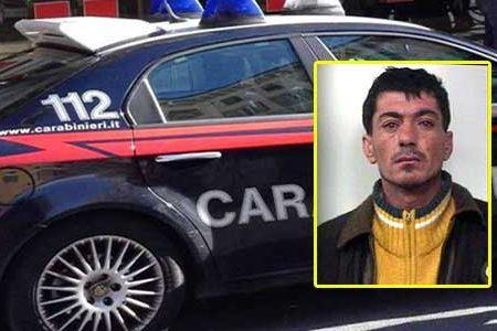 Burgio.Un malvivente tenta di rubare  in casa di una 78enne: arrestato dai carabinieri