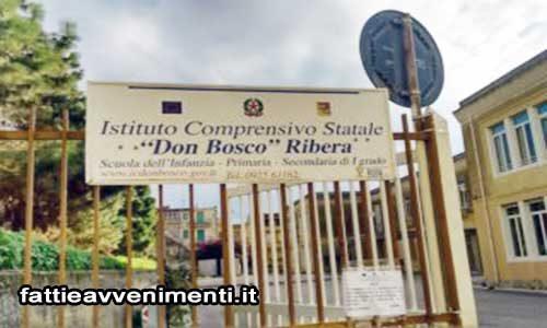 """Ribera, Vassallo: """"Bambini lasciati al freddo all'Istituto Don Bosco"""""""