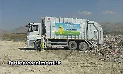Apertura discarica Salinella: la Sogeir  risparmia 52 mila euro al mese… i cittadini NO