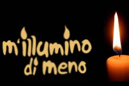 Federconsumatori Sicilia aderisce a M'illumino di meno