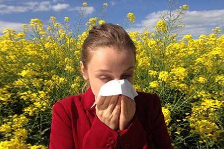 Salute & Benessere. Primavera e allergie