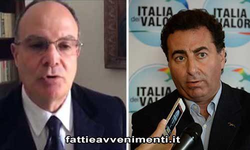 Ignazio Messina e Giuseppe Marinello si incontrano per un'intesa: Domani la decisione definitiva, e noi lo avevamo già anticipato