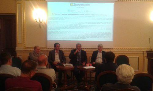 Palermo vuole il Centro Congressi per riqualificare la sua offerta turistica: Al Wagner l'ultimo appuntamento dei seminari 'Sulle tracce del turismo ritrovato'