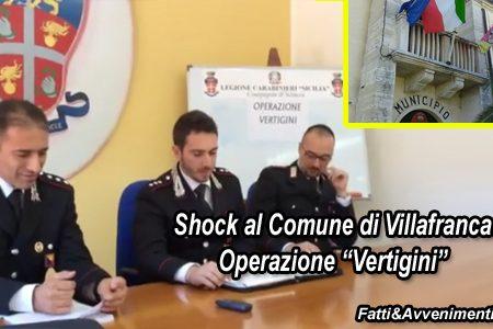 Villafranca Sicula, operazione Vertigini: 12 Indagati per assenteismo
