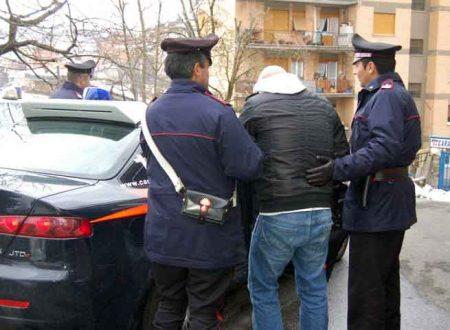 Romeno evade dai domiciliari e scippa una donna di 78 anni: arrestato dai Carabinieri di Agrigento