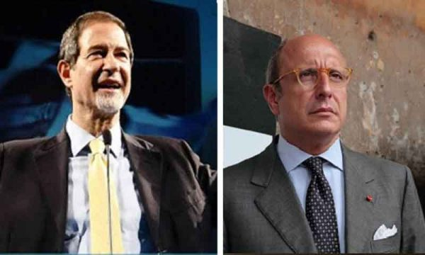 """Musumeci presenta il """"listino"""" con Miccichè, Di Mauro e Savarino: Manca Armao e scoppia il caso"""