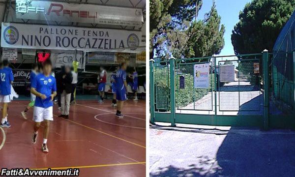 Sciacca.Presentato progetto per riqualificare campetti da tennis e pallone tenda della Perriera con Fondi Europei