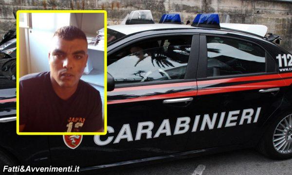 """Ribera. Tunisino fermato dai Carabinieri per """"tentato omicidio"""""""