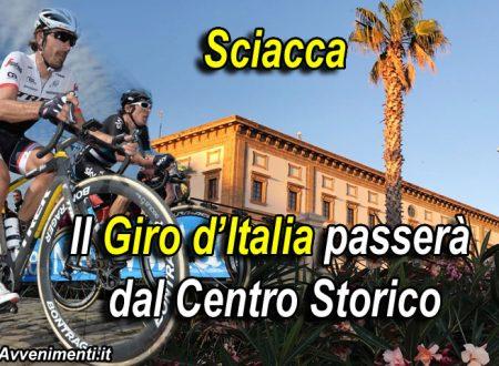 Sciacca. Il Giro d'Italia attraverserà il centro storico: sarà ricordato il ciclista Emilio Ravasio