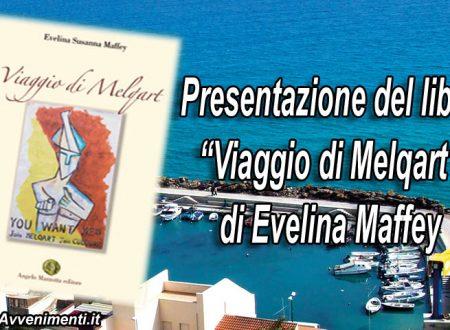 """Selinunte. Questa sera allo Yachting Club presentazione del """"Viaggio di Melqart"""" di Maffey"""