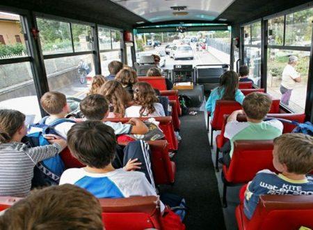 Sciacca. Servizio trasporto scolastico: Come presentare domande per rimborso abbonamenti