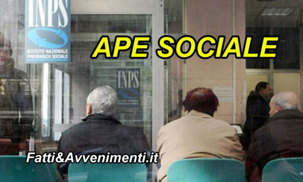 INPS. Ecco i nuovi criteri verifica per stato disoccupazione per Ape sociale e beneficio lavoratori c.d. precoci