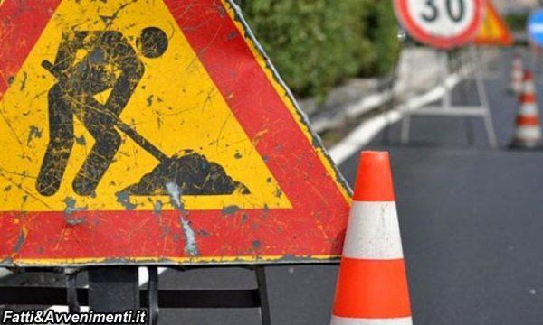 SP 79 Sciacca – Menfi e altre strade provinciali: appaltati lavori manutenzione e rifacimento per oltre 1,6 milioni di euro
