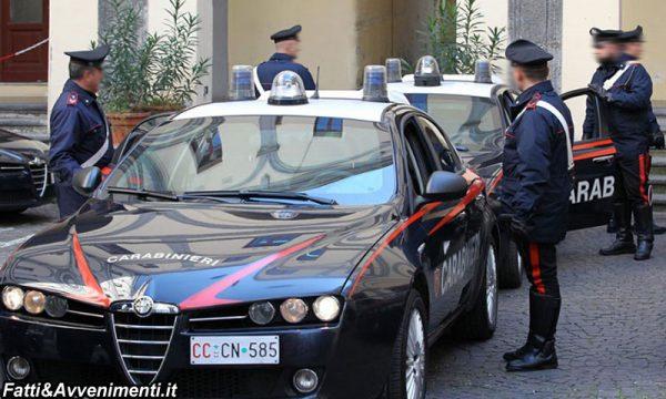 Agrigento. Una decina di carabinieri per un blitz antidroga nel centro storico: tre in manette per hashish e cocaina