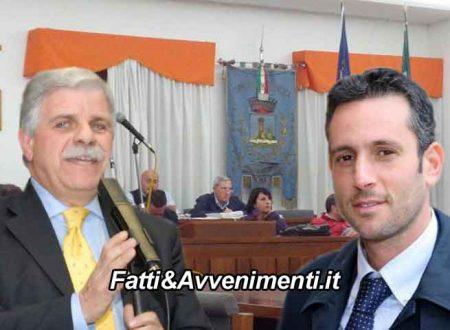 Ribera. Il sindaco Pace nomina i sostituti dei dirigenti Ganduscio e Misuraca ancora in ospedale
