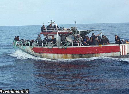 """Migranti. Stamattina il primo sbarco """"invernale"""" a Torre Salsa: """"Vanno verso Agrigento"""""""