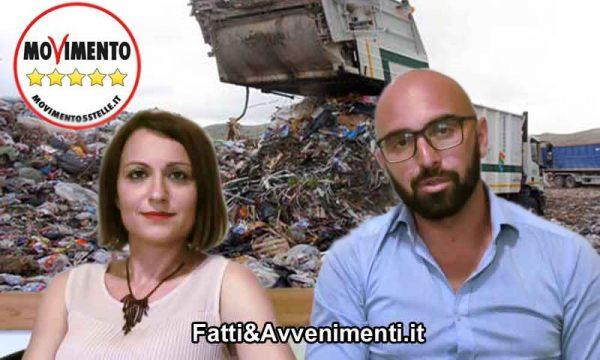 """Sciacca, Piano ARO. M5S contro Valenti e Mandracchia: """"Servizi erogati parzialmente, il sindaco sconfessa il suo assessore e non serviva neppure aumentare la TARI"""""""
