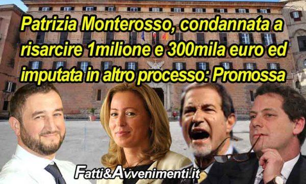 """Musumeci """"premia"""" la Monterosso a capo Fond. Federico II: per Cancelleri  """"esce dalla porta per rientrare dalla finestra"""""""