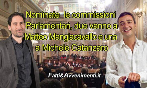 Ars. Dopo i rinvii trovata l'intesa per le commissioni parlamentari: due a Mangiacavallo una a Catanzaro