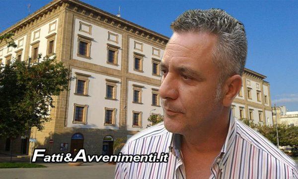 """Sciacca. Mandracchia su rete idrica centro: """"Niente lavori, però per consiglieri PD la città cresce"""""""