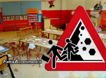 Sicurezza nelle scuole di Sciacca ed Agrigento: Stanziati oltre 287 mila euro per le verifiche sismiche