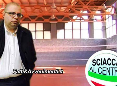 """Sciacca. Palestra istituto M.Rossi, Monte: """"Giunta Valenti buona solo a fare passerella, è merito dell'ex ass.re Emmi"""""""