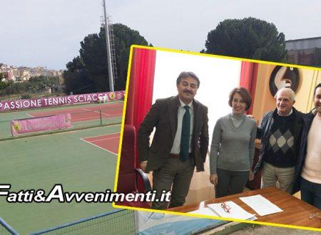 Sciacca. Campi da tennis, chiavi all'Associazione Passione Tennis: aperti anche in orari extracomunali